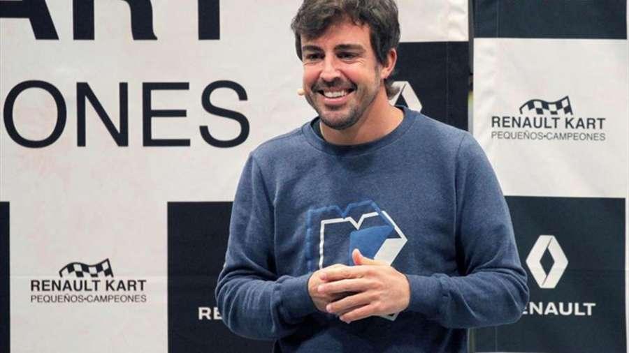 Alonso marcó el segundo tiempo en los ensayos de Sebring, que dominó Conway