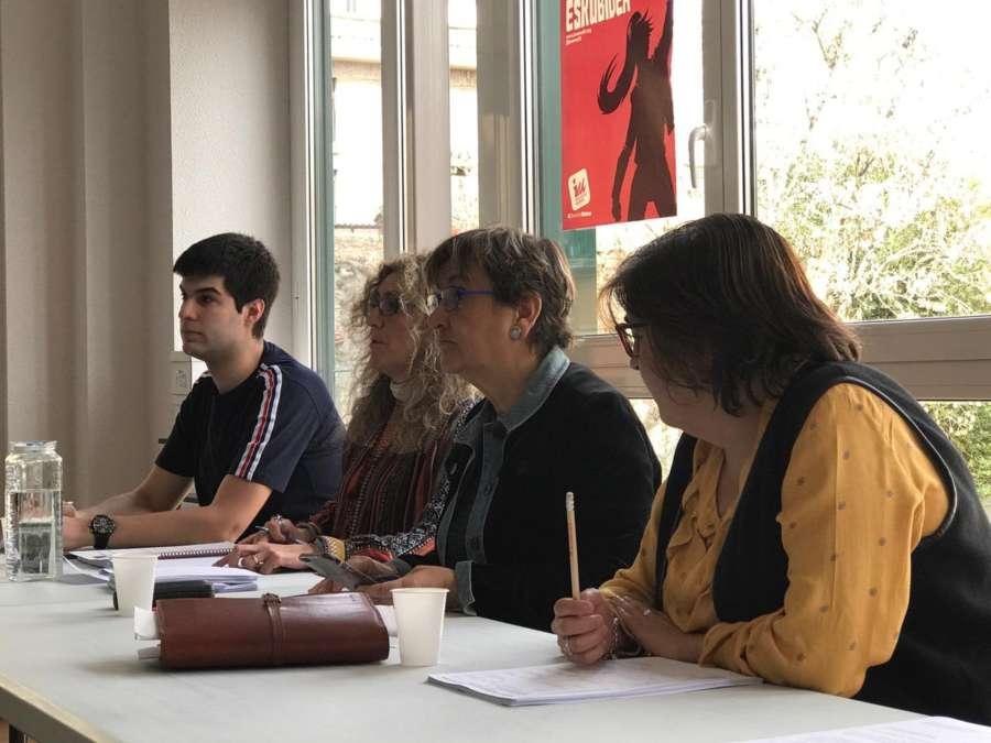 IUN ratifica la candidatura de Marisa de Simón a la presidencia del Gobierno