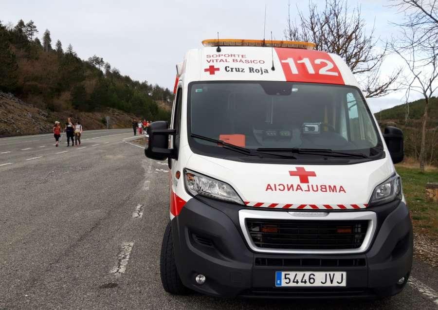 I Javierada 2019: Cruz Roja ha realizado a lo largo del día de hoy 360 atenciones