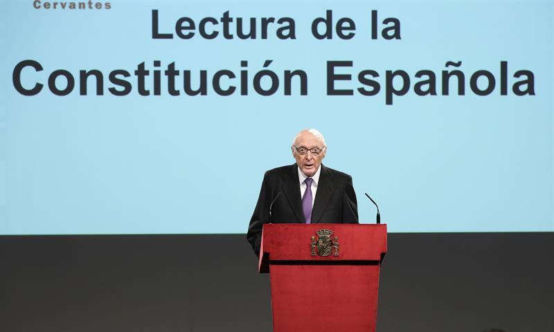 Fallece José Pedro Pérez-Llorca, uno de los siete padres de la Constitución
