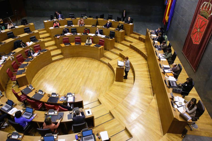 Rechazada la proposición de Ley Foral de ayudas para la conciliación presentada por NA+