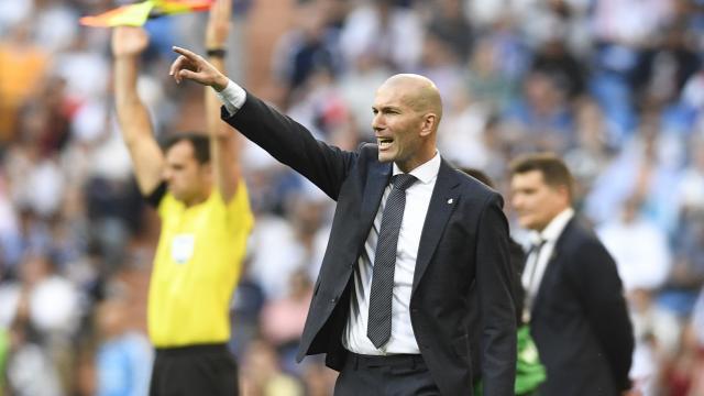 Zidane reconoce que no tiene decididas las bajas del próximo curso