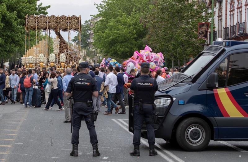 El EI recomendó al yihadista marroquí de Sevilla esperar a cometer el atentado