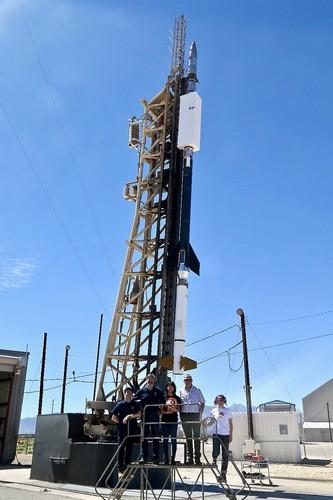 Estudian el magnetismo del sol con telescopios lanzados en cohetes
