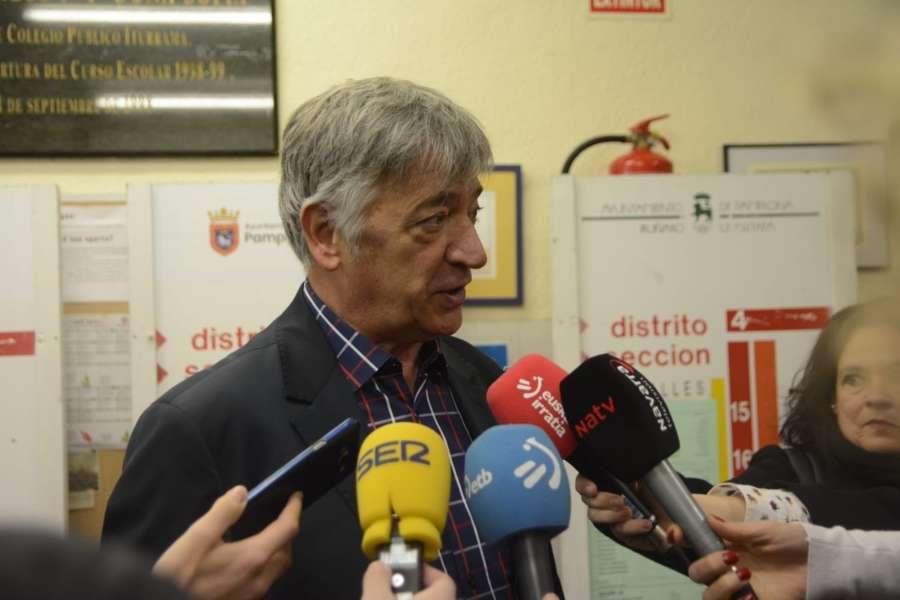 Koldo Martínez defenderá en el Senado los fueros y derechos sociales