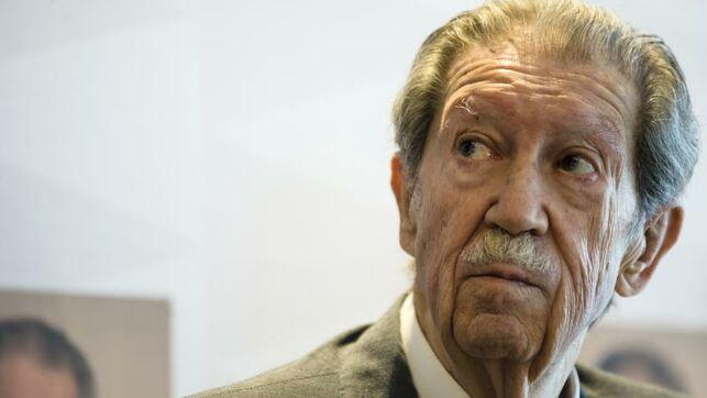 Fallece el poeta y articulista Manuel Alcántara a los 91 años