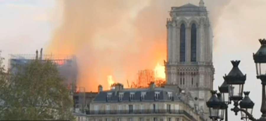 Qué se ha salvado y qué se ha dañado en el incendio de Notre Dame