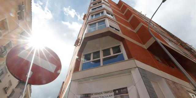 Los locales comerciales transformados en vivienda ganan terreno en Madrid