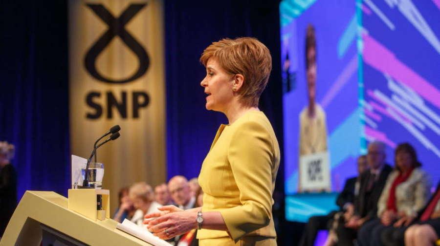 Sturgeon: Londres no podrá obstaculizar un nuevo referéndum de independencia