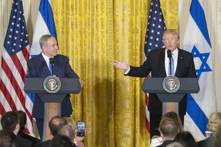 Trump dice que reconocer la soberanía israelí del Golán no tendrá consecuencias