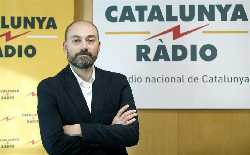 El director de Catalunya Ràdio revela presiones para emitir el anuncio del 1-O