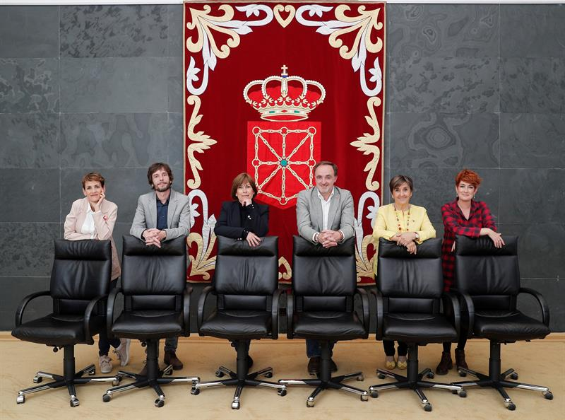 26M: Navarra Suma consigue el parlamentario número 20 y Bildu se queda con 7