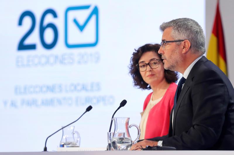 La participación en locales iguala la de 2015 y sube 15 puntos la de las europeas
