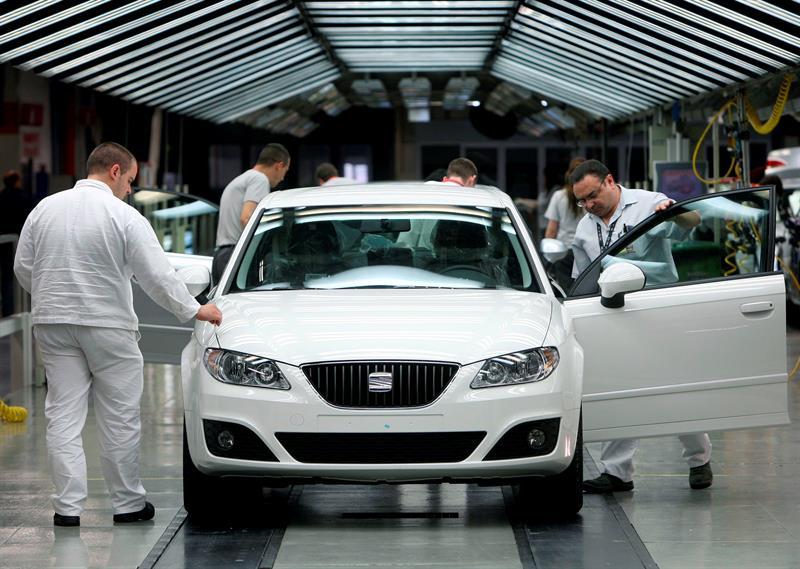 Tres de cada cuatro empresas del automóvil han recurrido al ERTE
