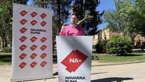 Navarra Suma, con Alejandro Toquero, mayoría absoluta en Tudela