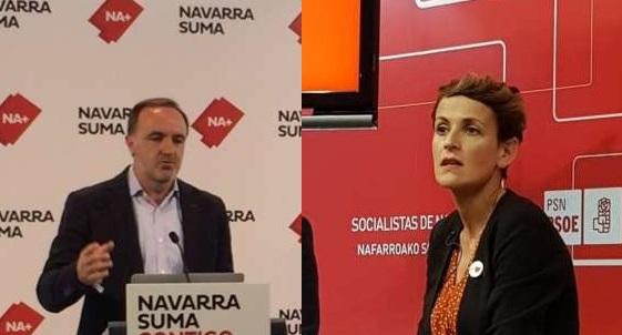 El Círculo de Navarra aboga por el entendimiento entre Navarra Suma y PSN