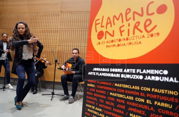 Las actuaciones de calle ganan peso y protagonizarán el VI Flamenco on Fire