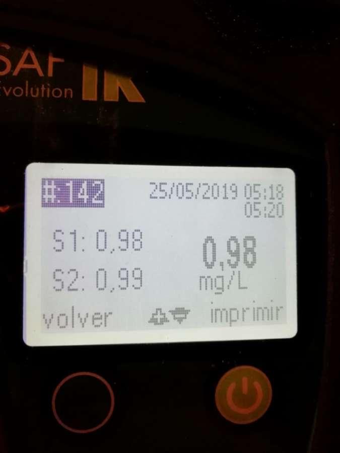 Investigada una joven que conducía en Tudela con 0,98 de alcohol