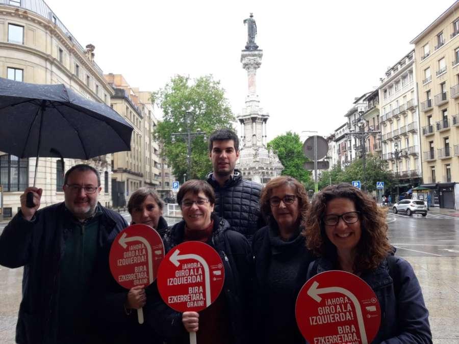 26M: I-E plantea un gran acuerdo social y político sobre el euskera