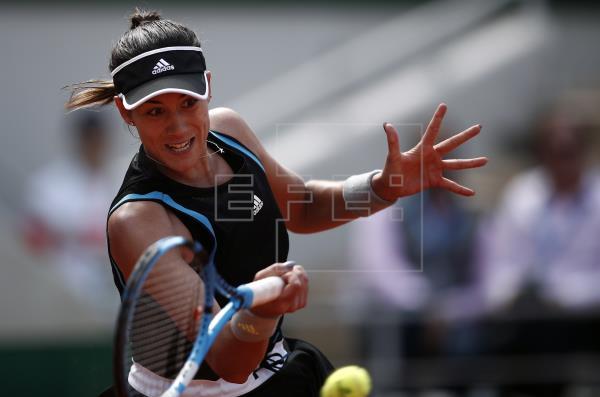 Muguruza regresa a los octavos de final de Roland Garros