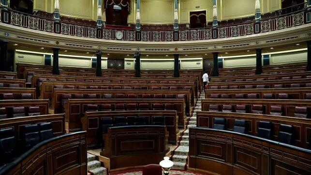 Tensión en el Congreso para evitar un Grupo Mixto de 21 diputados