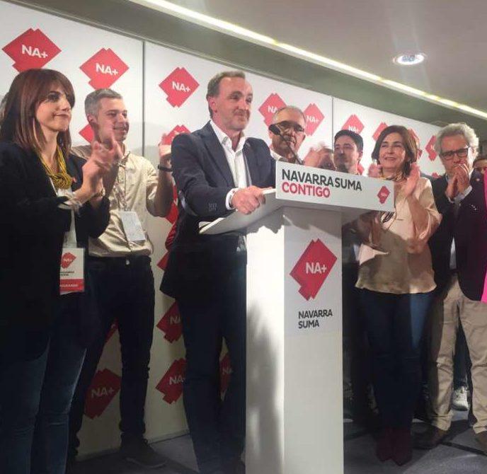 """NA+ espera se respete el """"mensaje"""" de las urnas que le otorgan 20 escaños"""