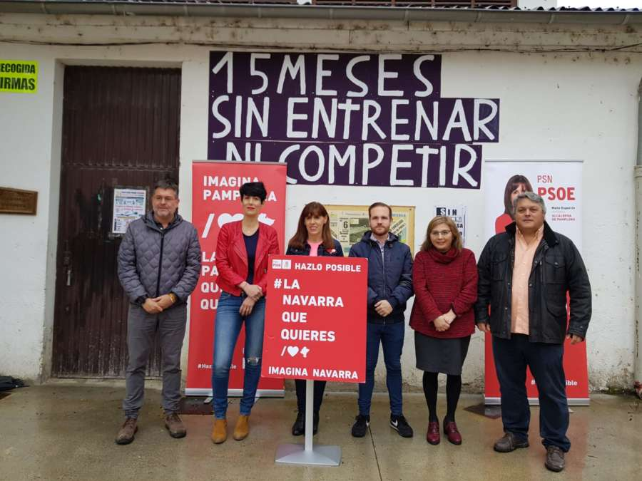 26M: PSN reivindica la rehabilitación para el remo de la presa de Santa Engracia