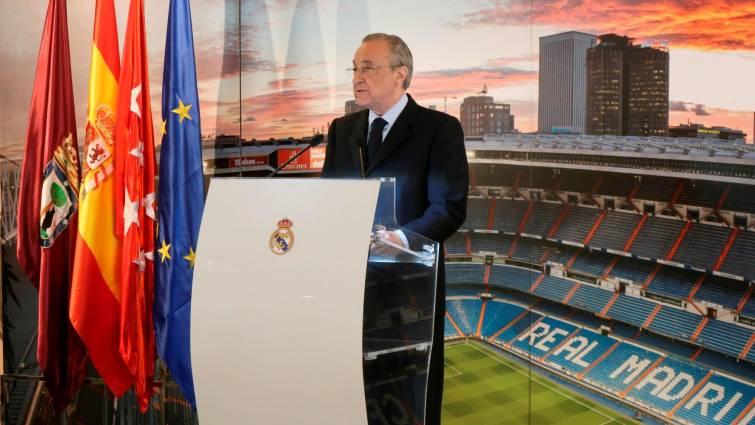 El Real Madrid gana un pleito de 18,4 millones de euros a la Comisión Europea