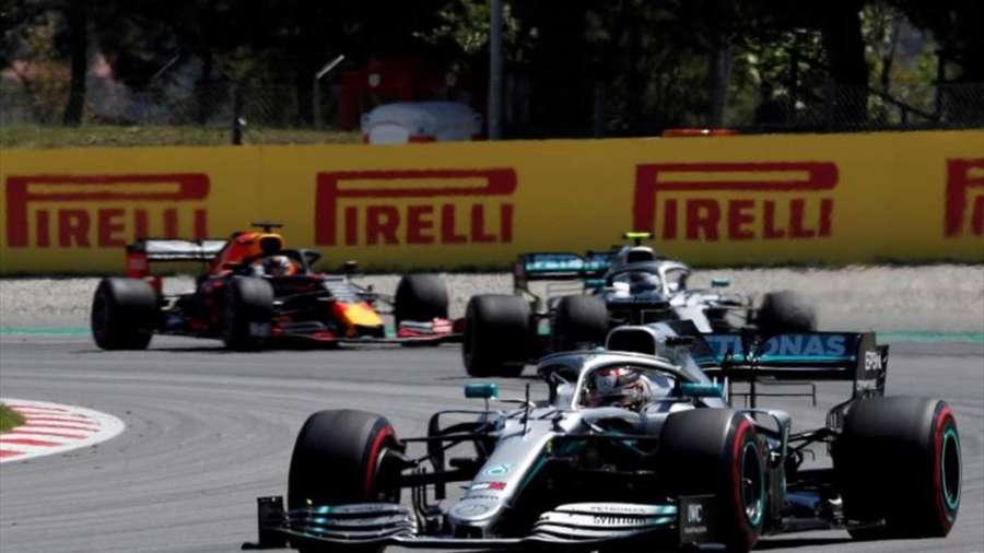 Hamilton gana en Montmeló y recupera el liderato del Mundial