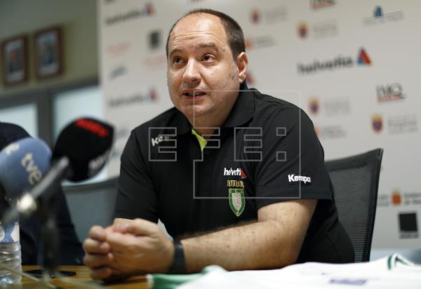 Aniz (Anaitasuna) destaca la dificultad del partido contra el Guadalajara