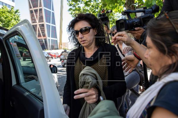 En libertad con medidas cautelares la mujer acusada de secuestrar a su hija y le prohíbe acercarse
