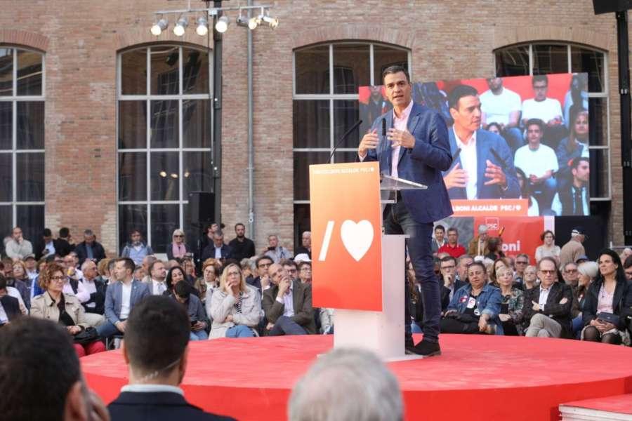 Sánchez apela al deber de acabar con 30 años de corrupción en Madrid