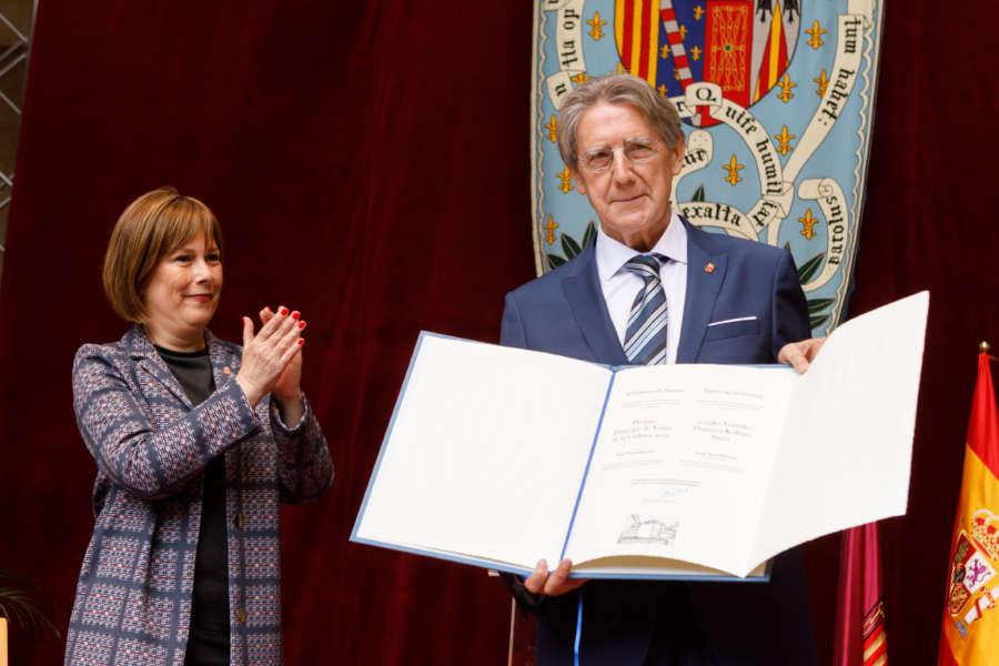 Abiertas las candidaturas a los premios Príncipe de Viana y a la Promoción del Talento Artístico