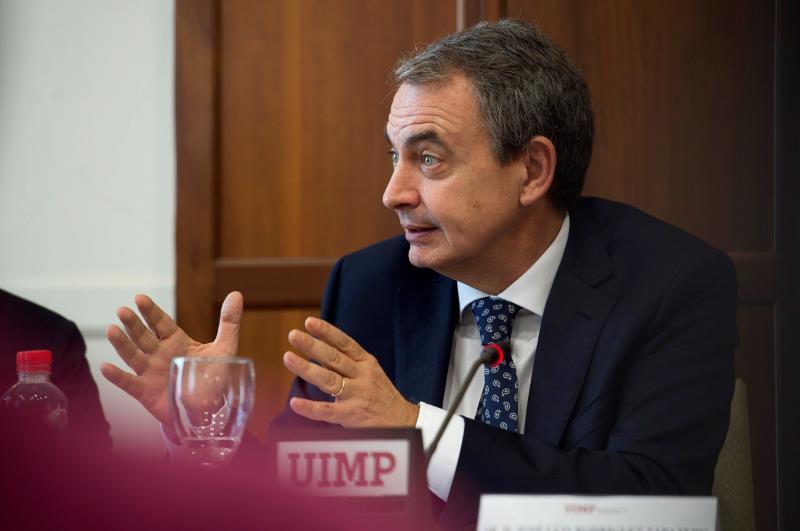 Zapatero habló con Junqueras antes del juicio y avala