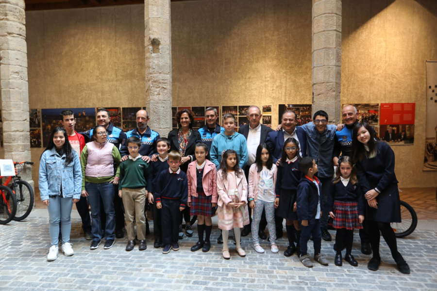 1.923 escolares participan en el Concurso Escolar de Educación Vial