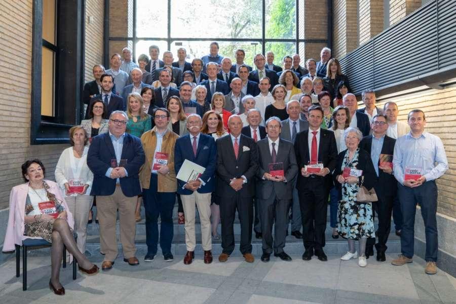 La Cámara de Comercio homenajea a sesenta empresas y entidades navarras centenarias