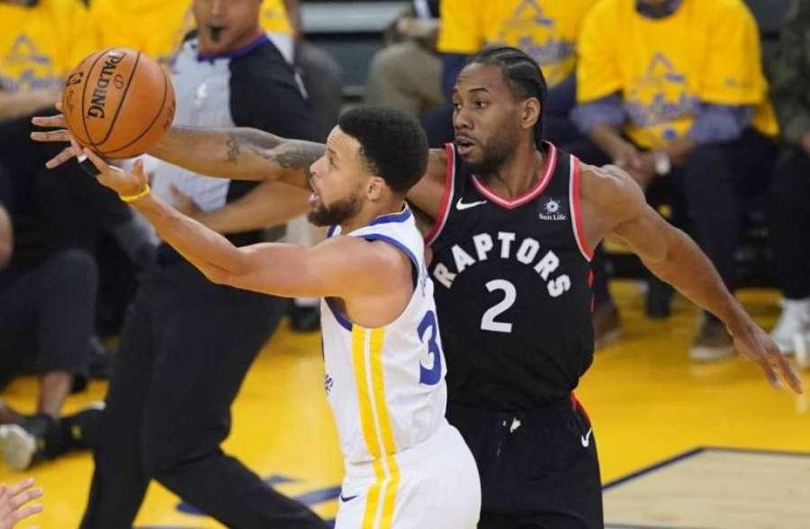 109-123. Leonard y los Raptors aprovechan las bajas de los Warriors y toman ventaja