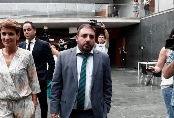 Hualde prepara una ronda para saber si ya hay candidato para presidir Navarra