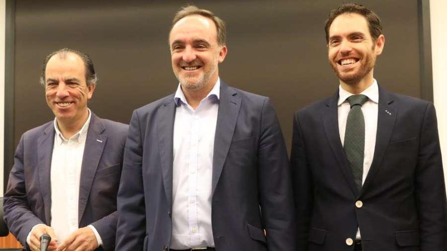 UPN, CC, Teruel Existe y PRC pedirán formar grupo con el nombre España Plural