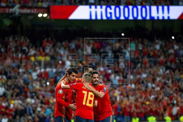 3-0. La España de Ramos, lanzada a la Eurocopa 2020