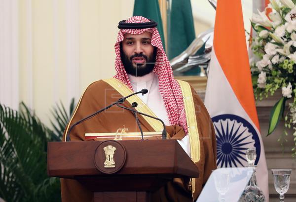 El príncipe heredero dice que A.Saudí no busca la guerra pero que no la rehuirá