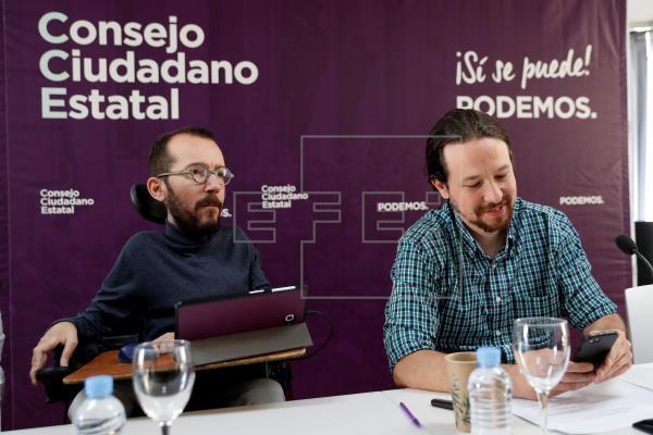 Iglesias remodela la cúpula de Podemos sin oposición interna tras la debacle