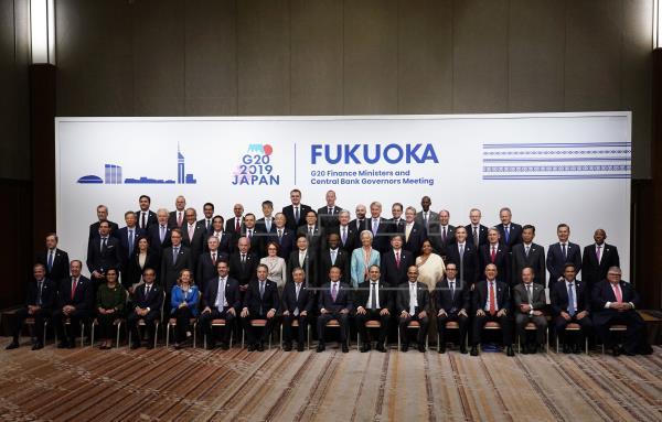 El G20 anticipa un crecimiento moderado, pero advierte que aún hay riesgos