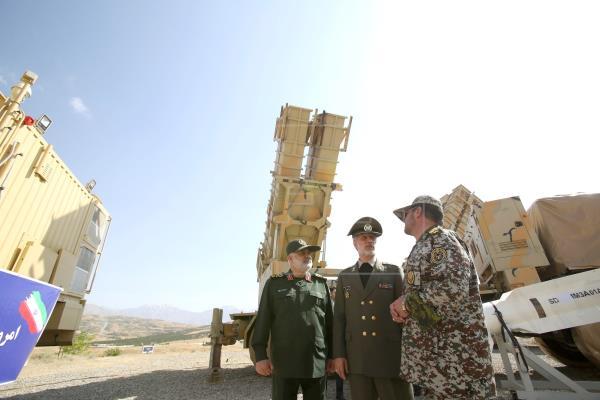 Irán refuerza su defensa aérea ante la creciente tensión con EEUU