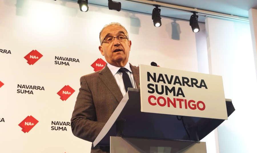 """Navarra Suma a Bildu: """"No trate de ganar con presión en las calles lo que ha perdido en las urnas"""""""