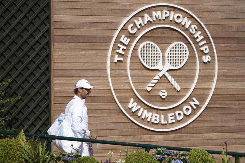 Las novedades de Wimbledon: Más premios en metálico, otra pista cubierta y desempate