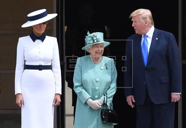 """May y Trump desean """"tremendo"""" y """"ambicioso"""" pacto comercial tras el """"brexit"""""""