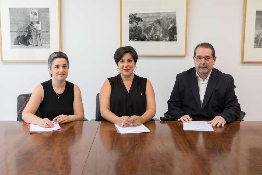 El colegio de las Améscoas queda en manos del Gobierno de Navarra