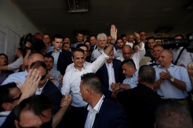 Grecia dice adiós a Tsipras y da la mayoría absoluta a los conservadores