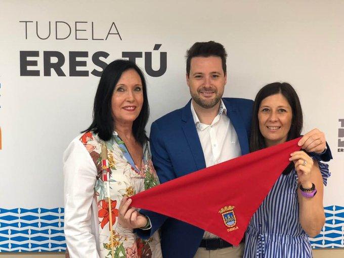 La AECC de la Ribera lanzará el cohete de las fiestas de Santa Ana de Tudela